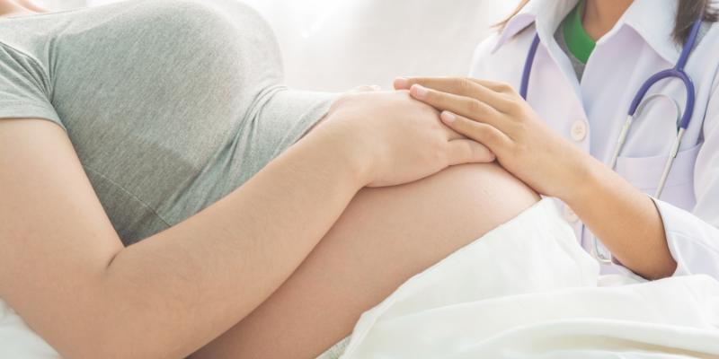 Visita ginecologica in gravidanza